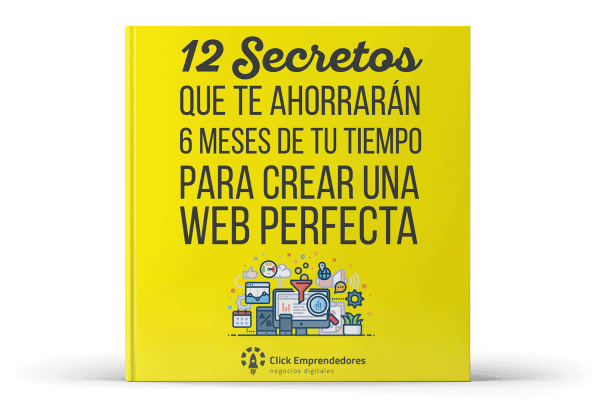 12 secretos para crear una web perfecta